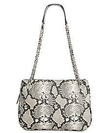 INC Deliz Chain Shoulder Bag, Created for Macy's
