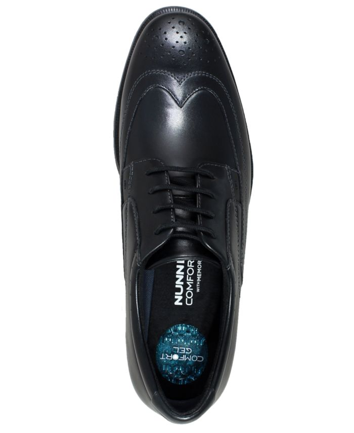 Nunn Bush Men's Decker Wingtip Oxfords & Reviews - All Men's Shoes - Men - Macy's