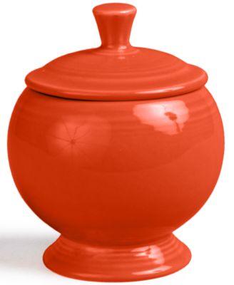 Fiesta Pedestal Sugar Bowl