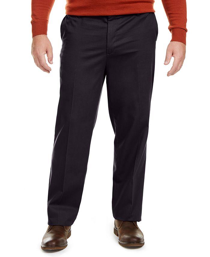 Dockers - Men's Signature Lux Straight-Fit Stretch Khakis