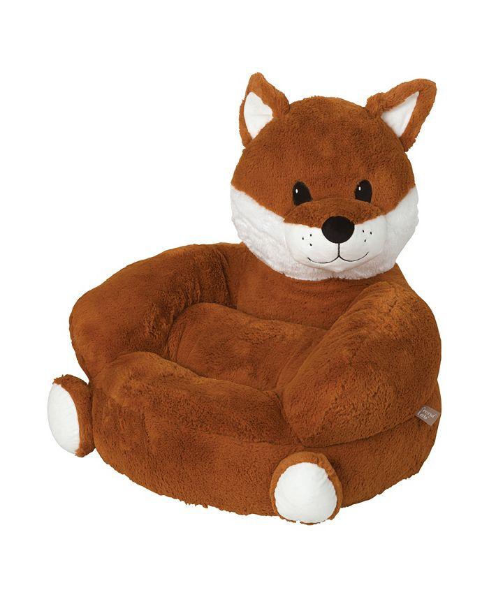 Trend Lab - Children's Plush Fox Character Chair