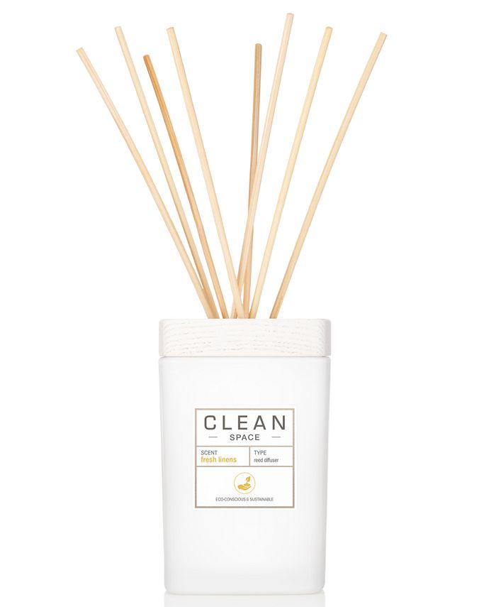 CLEAN Fragrance - Fresh Linens Diffuser, 6-oz.