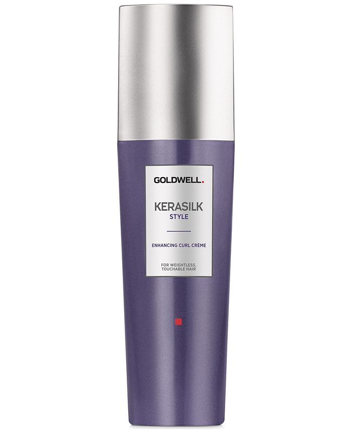 Goldwell - Kerasilk Style Enhancing Curl Crème, 2.5-oz.