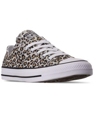 Chuck Taylor All Star Cheetah Low