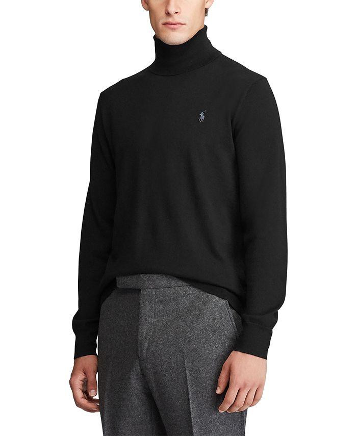 Polo Ralph Lauren - Men's Washable Merino Wool Sweater
