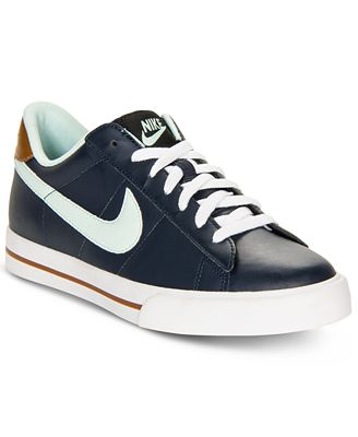 nike s sweet classic leather sneakers from finish line