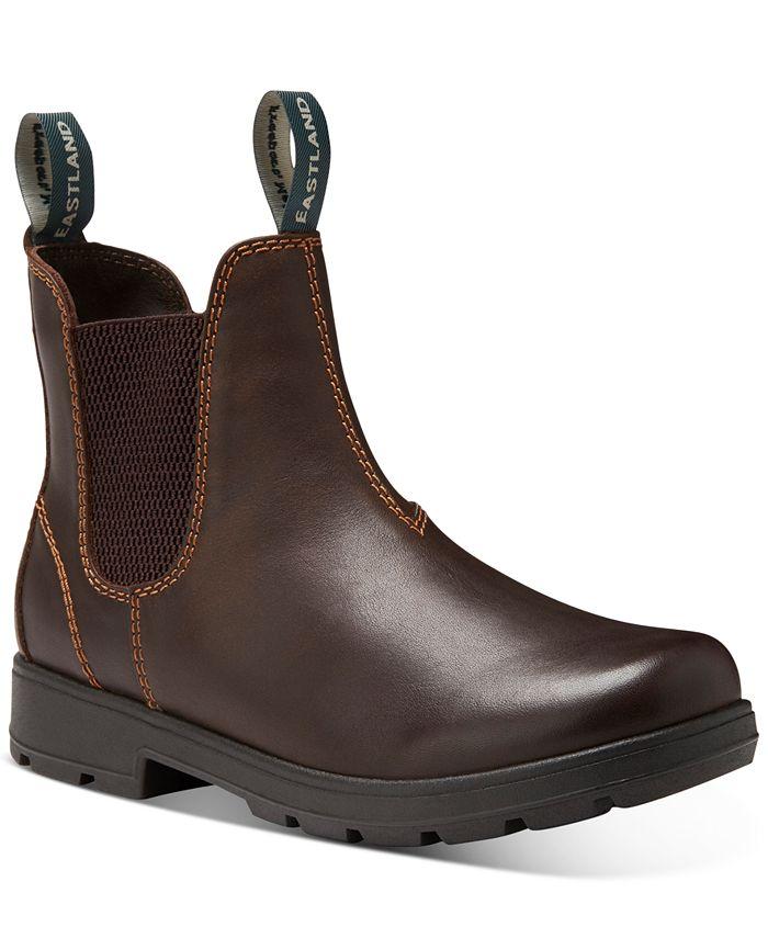 Eastland Shoe - Men's Justin Chelsea Boots