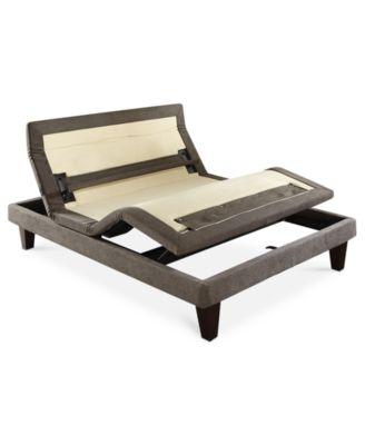 icomfort motion perfect 2/3.0 queen adjustable base - mattresses