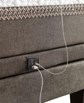 icomfortserta adjustable bed, motion custom - mattresses - macy's