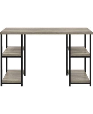 Elmwood Double Pedestal Desk