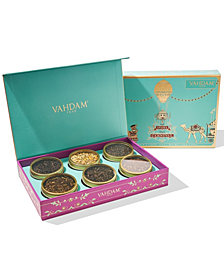 Vahdam Teas The India Tea Carnival, Gift Set, 6 Teas