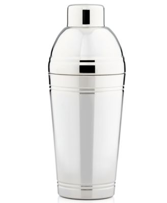 Martha Stewart Collection Barware, Cocktail Shaker
