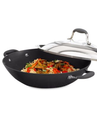 Anolon Advanced Covered Wok, 14""
