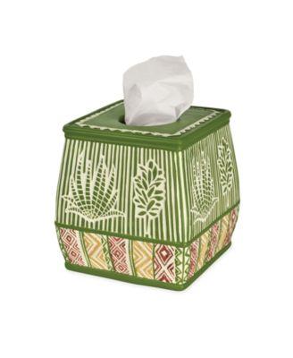 Cactus Tissue Box Cover