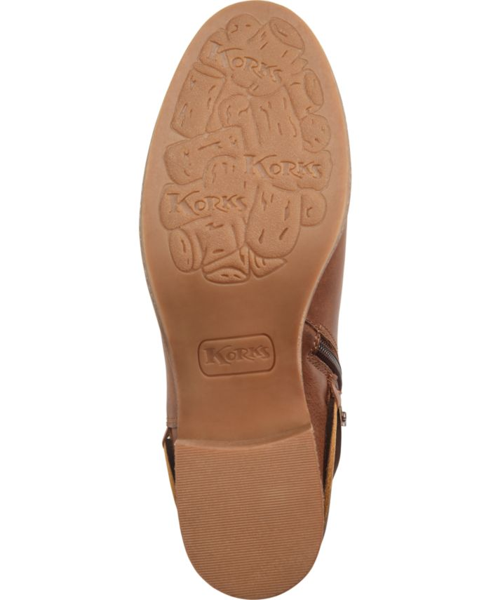 KORKS Belaya Booties & Reviews - Boots - Shoes - Macy's