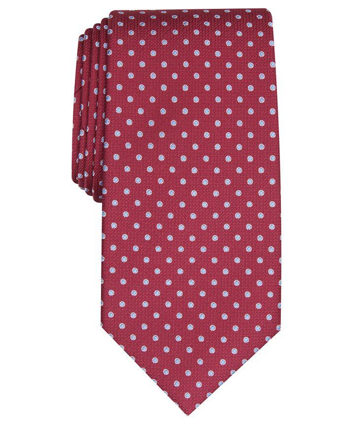 Club Room - Men's Classic Dot Tie