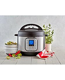 Instant Pot® Duo™ Nova™ 10-Qt. 7-in-1, One-Touch Multi-Cooker