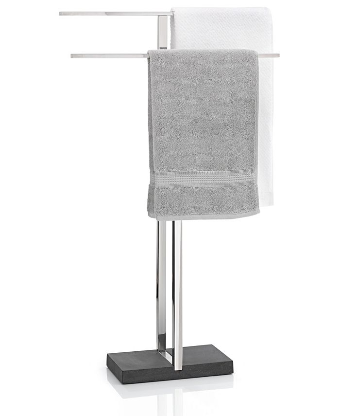 blomus - Free Standing Towel Rack - Polished