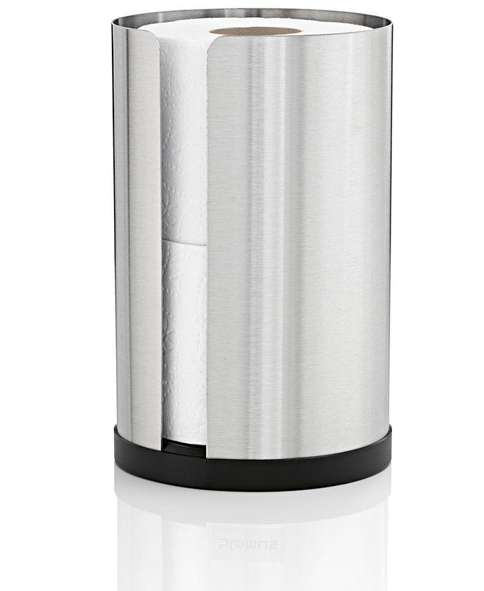blomus - 2 Roll Cylinder Toilet Paper Holder
