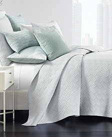 Hotel Collection Layered Frame King Coverlet