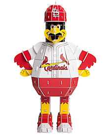 "Forever Collectibles St. Louis Cardinals 12"" Mascot Puzzle"