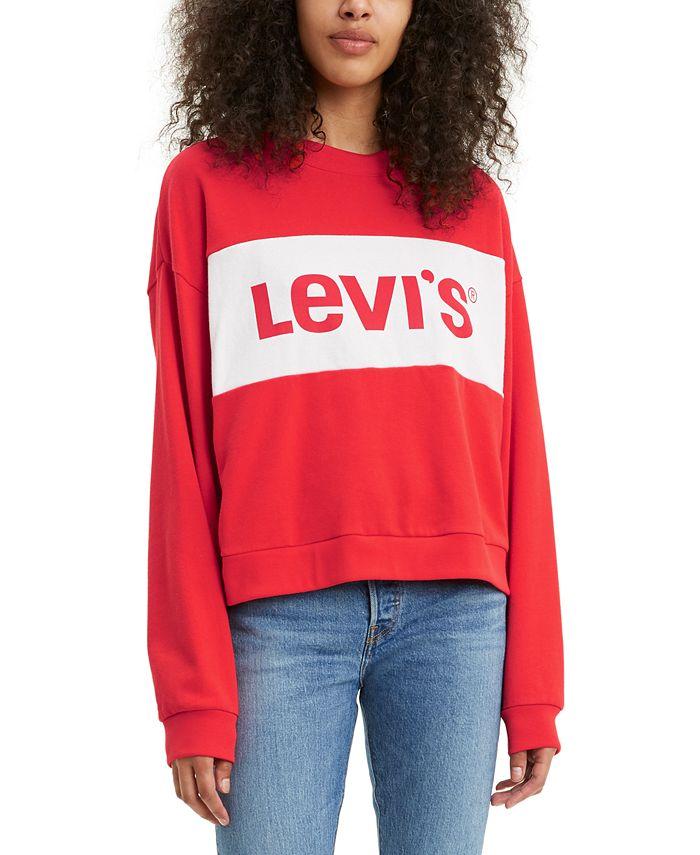Levi's - Madison Crewneck Sweatshirt