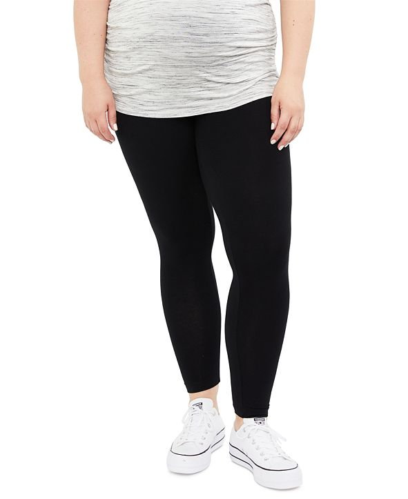 Motherhood Maternity Plus Size Leggings