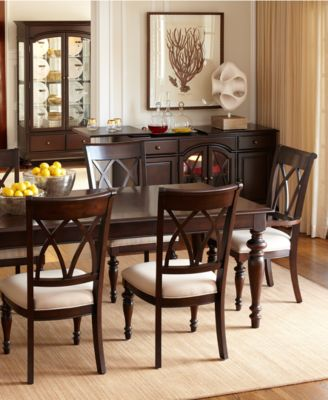 Bradford Dining Room Furniture - Furniture - Macy\'s