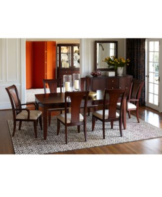 Metropolitan Dining Chair, Splat Back Arm Chair