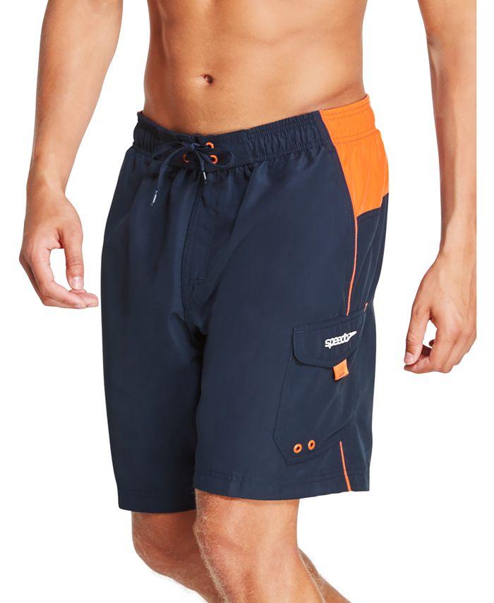 Speedo - Men's Marina Sport VaporPLUS E-Board Shorts