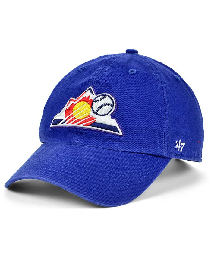 '47 Brand - Core Clean Up Strapback Cap
