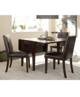 Addison Dining Room Table Rectangular Drop Leaf