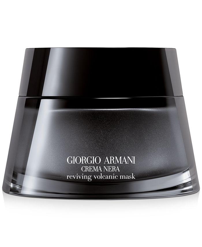 Giorgio Armani - Giorgio Armani Crema Nera Reviving Volcanic Mask, 1.7-oz.