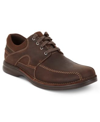 Clarks Senner Blvd Lace-Up Shoes