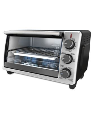 CLOSEOUT Black & Decker TO1950SBD 6-Slice Convection Oven