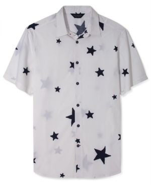 Rocawear Shirt Star Bright Short Sleeve Shirt
