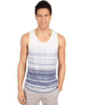 Marc Ecko Cut  Sew Shirt Bioshock Striped Tank Top