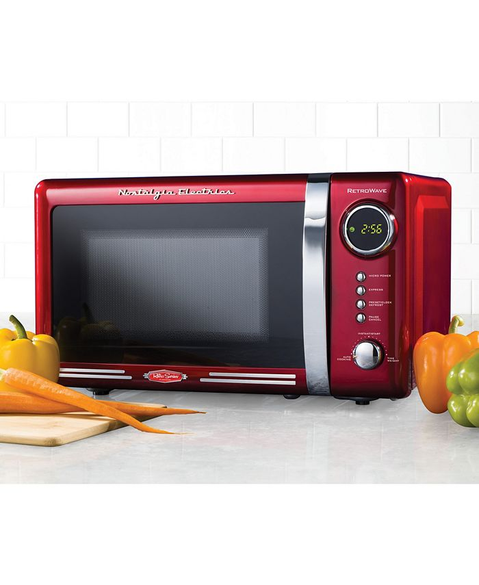 Nostalgia - Retro Series 0.7 Cu. Ft. Microwave Oven RMO7RR