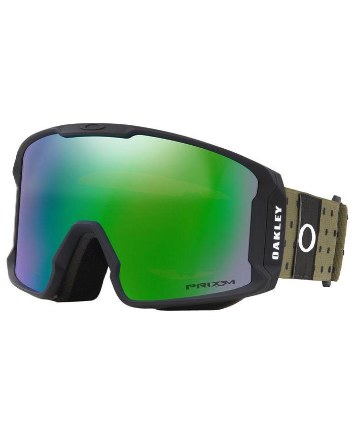 Oakley - Men's Line Miner Goggles Sunglasses