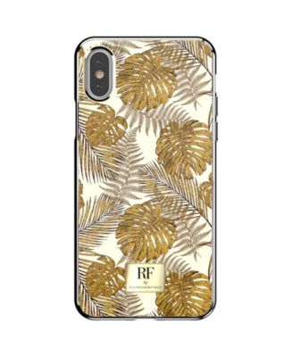 Golden Jungle Case for iPhone X