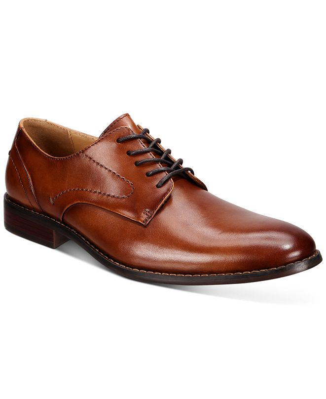 Alfani Men's Randolph Leather Oxfords, Created for Macy's