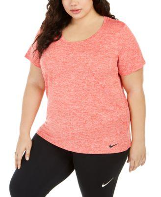 Nike Plus Size Dry Legend Training T