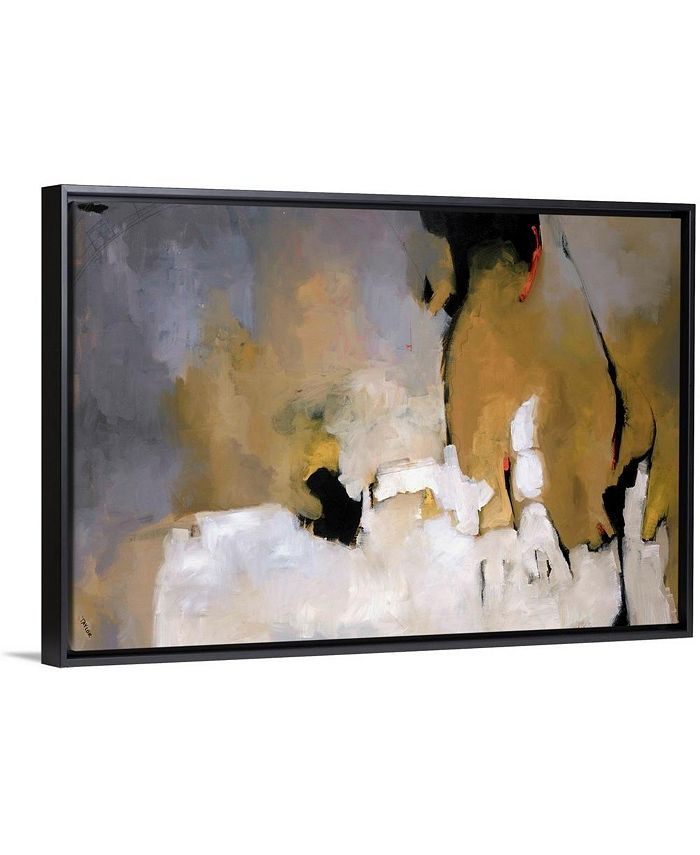 "GreatBigCanvas - 36 in. x 24 in. ""Inner Working"" by  Kari Taylor Canvas Wall Art"