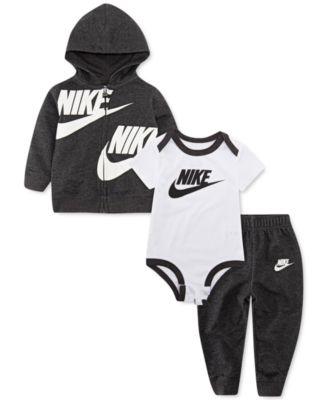 Nike Baby Boys \u0026 Girls 3-Pc. Hoodie