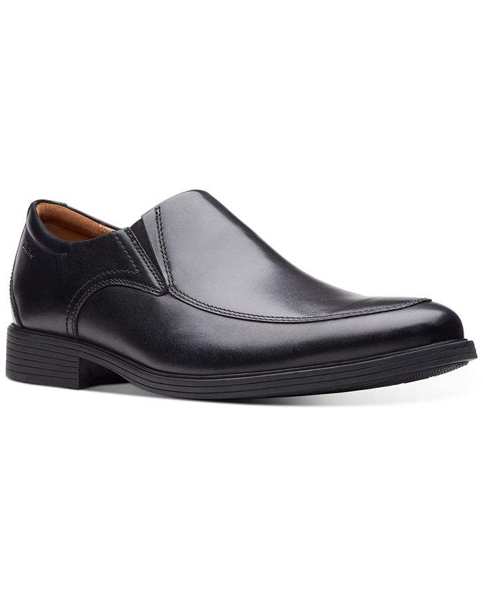 Clarks - Men's Whiddon Step Loafers