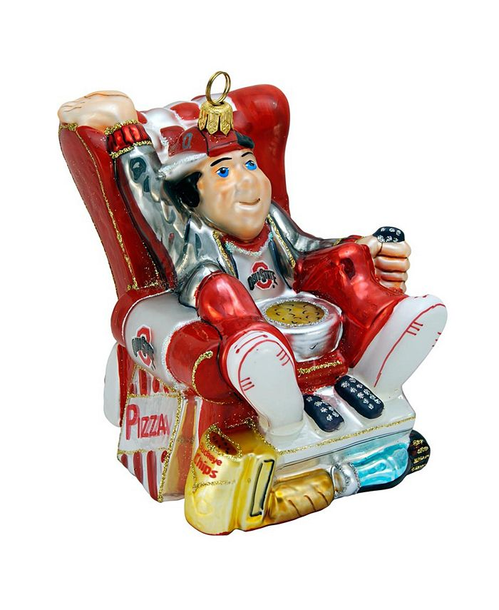 Joy to the World - Collegiate Armchair Quarterback Ohio State University