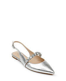 Jewel Badgley Mischka Bambi Flats