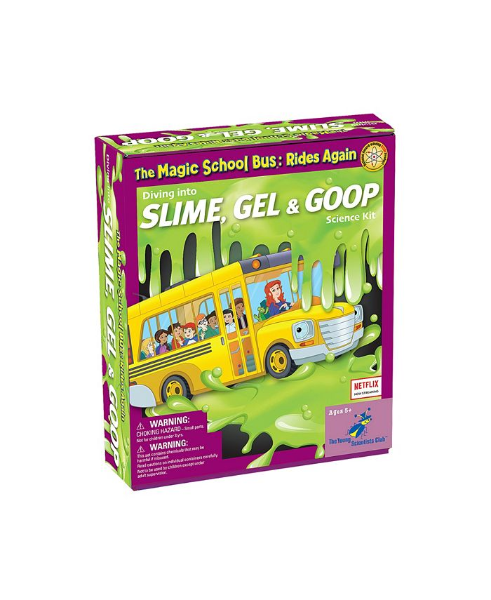 The Magic School Bus -