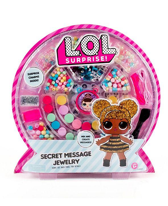 LOL Surprise! LOL Surprise Secret Message Jewelry