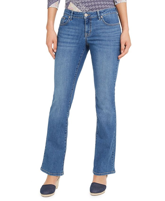 Style & Co - Curvy-Fit Bootcut Jeans